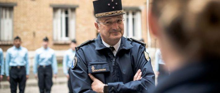 Philippe FOLLIOT interroge le Directeur général de la gendarmerie