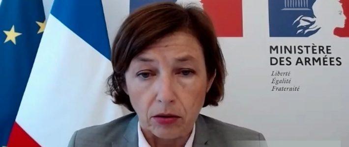Philippe FOLLIOT interroge la Ministre des Armées sur la situation en Méditerranée Orientale
