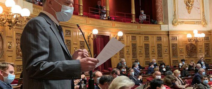 Le sénateur Philippe Folliot interroge le gouvernement sur les mesures prises en faveur du sport