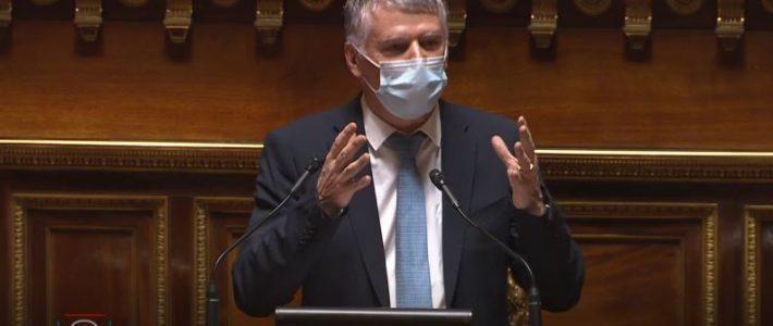Face à la Ministre des Sports, le sénateur Philippe Folliot évoque la «situation critique» des jeunes dans le Tarn et milite pour une adaptation des règles aux territoires