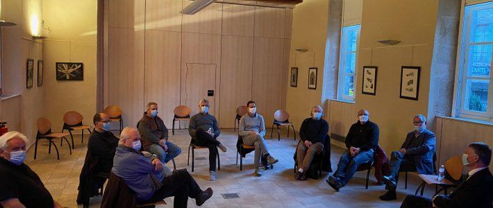 Les maires du Tarn et Philippe Folliot – première semaine de rencontres