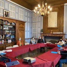 Retour en image sur  la dernière semaine de rencontre avec les maires  du Tarn