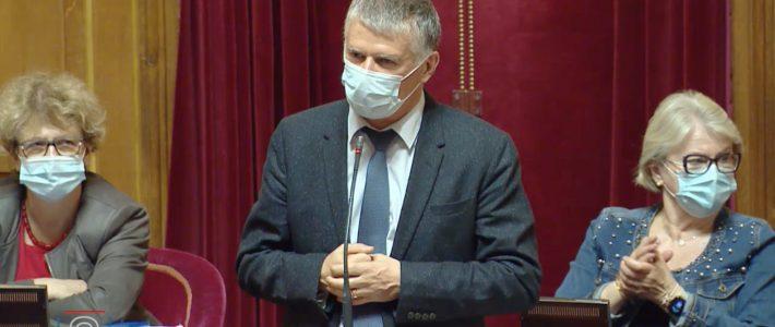 Philippe Folliot interroge le Ministre de l'Agriculture sur le traitement des zones de montagne dans la future PAC