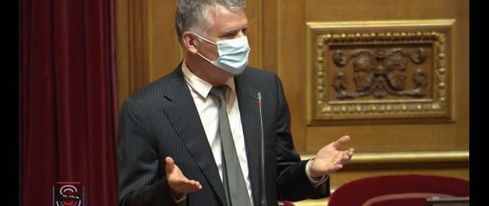 Philippe Folliot dépose un amendement de suppression du projet de loi de modification constitutionnelle
