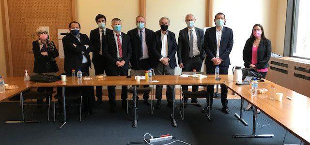 APR – Rencontre avec le nouveau président de la LNR René Bouscatel