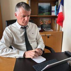 Philippe Folliot interroge Didier Lenoir, représentant de l'UE à l'OCDE