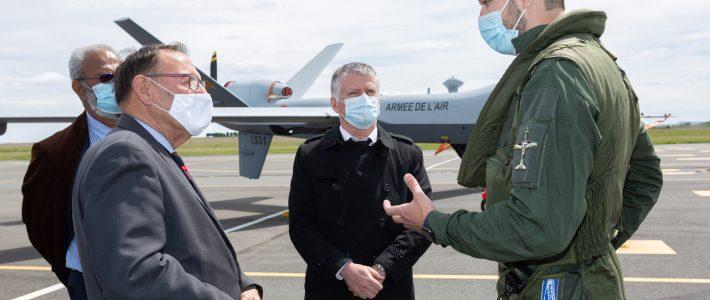Retour en images sur ma visite à la base aérienne de Cognac