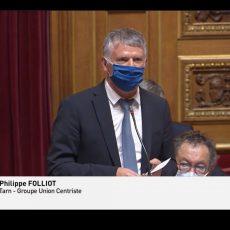 Interventions du sénateur Folliot et vote du projet de loi 3DS, un bilan en demi-teinte