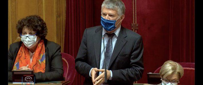 Philippe Folliot défend le transport aérien comme moyen de désenclavement des territoires