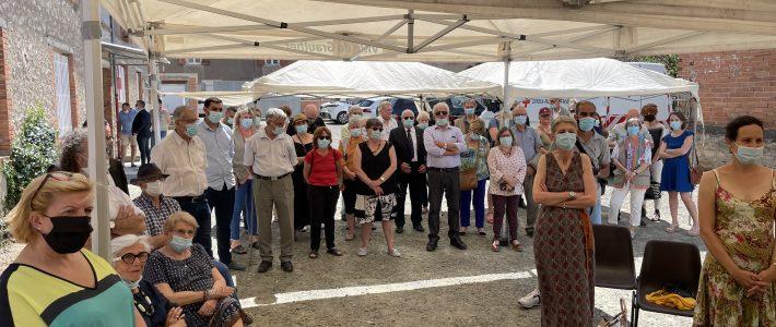Inaugurations des unités locales de La Croix Rouge française à Carmaux et Graulhet