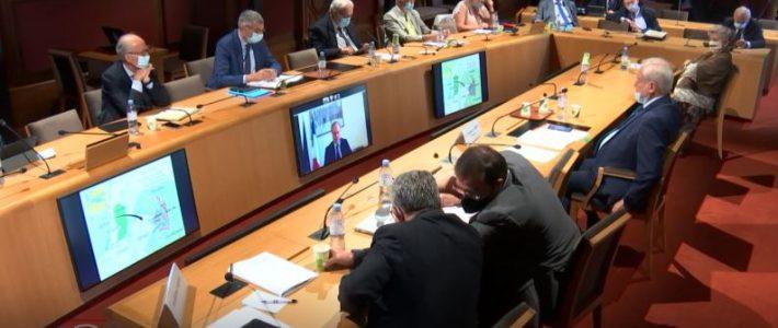 Le sénateur interroge René Troccaz, Consul général de France à Jérusalem sur l'arrivée de l'administration Biden et les prospectives à venir