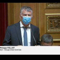 Le sénateur Folliot favorable au passe sanitaire