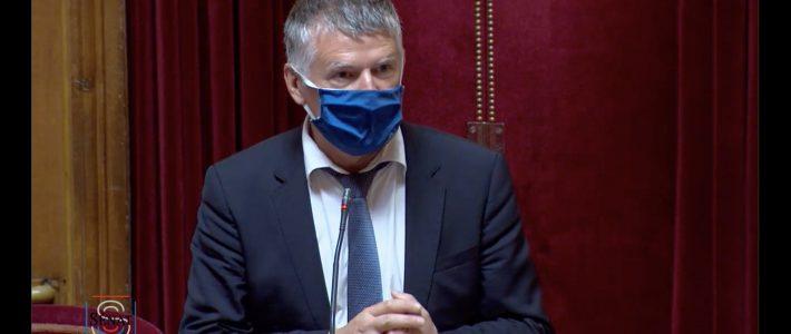 PJL 3DS : Philippe Folliot soutient la propharmacie