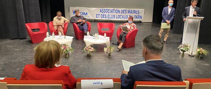 69ème Congrès départemental des maires et des élus locaux du Tarn