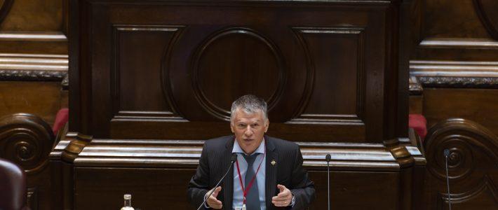 Retour sur la session d'octobre de l'Assemblée parlementaire de l'OTAN